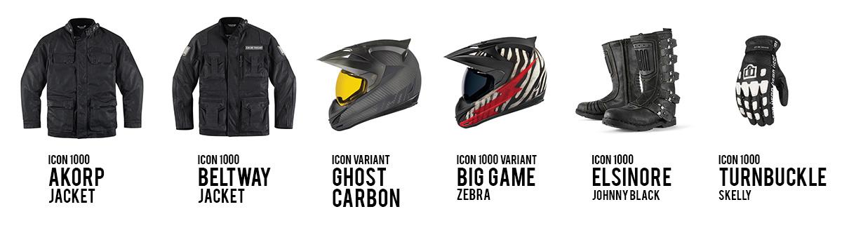 Good Spark Garage Test: ICON Gear