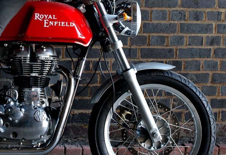 Royal Enfield Continental GT - Cafe Racer