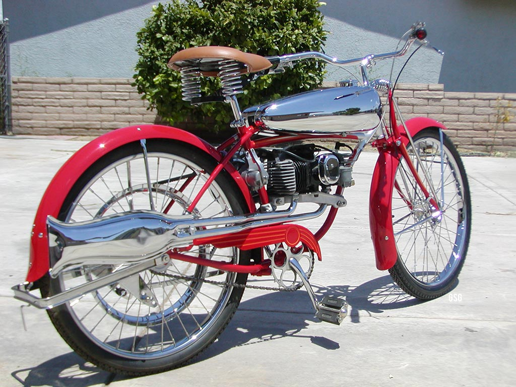 zeppo 39 s marman twin motorcycle good spark garage