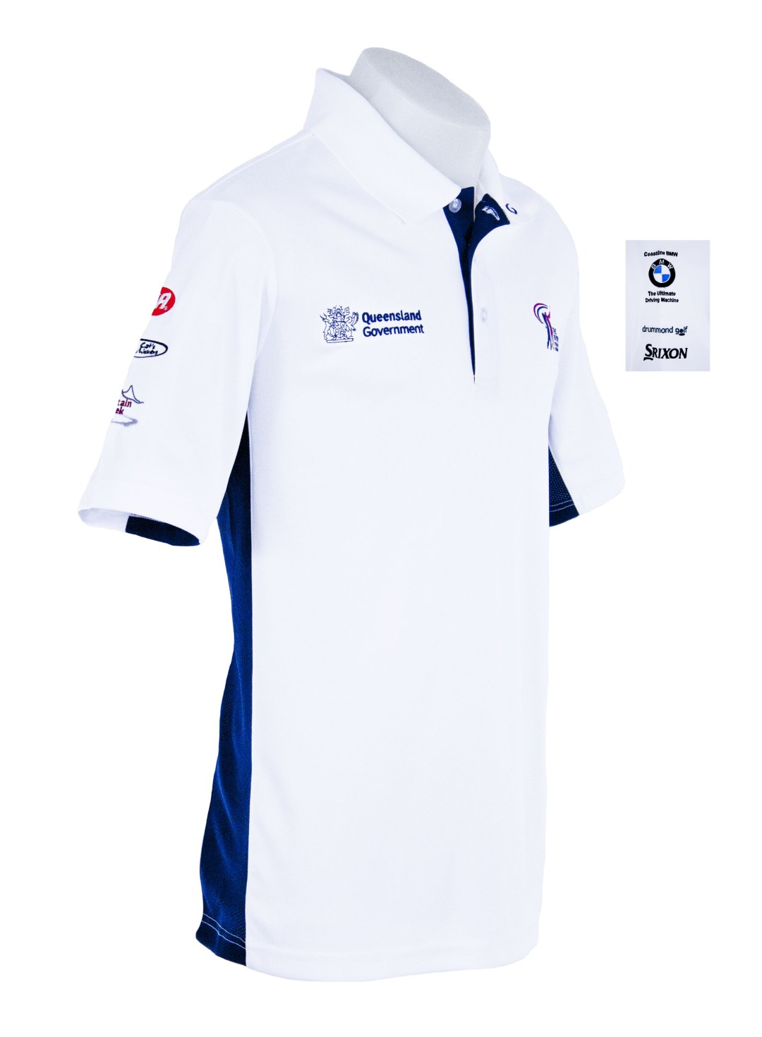 Custom corporate shirts goodstart polos for Corporate polo shirts with logo