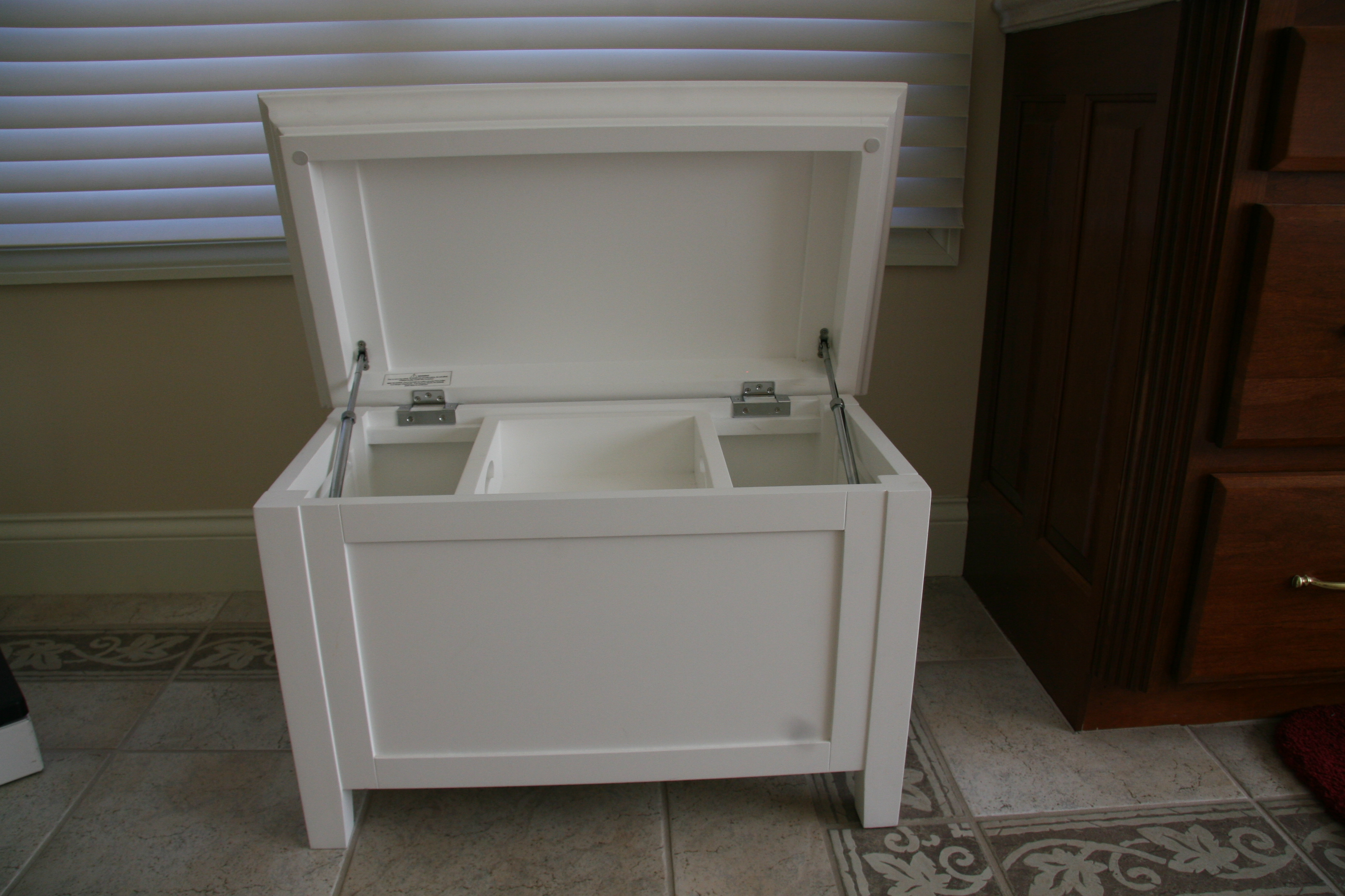 C Table Ikea Pottery Barn White Storage Bench | Goodstuffcheapstl's Blog