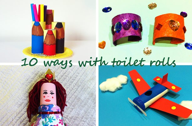 10 Things To Make With A Toilet Roll Tube Goodtoknow