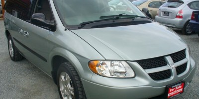 2003 Dodge Caravan  Local Island Van!