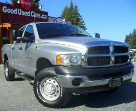 2003 Dodge Ram Diesel Sold to good people from Shawnigan Lake