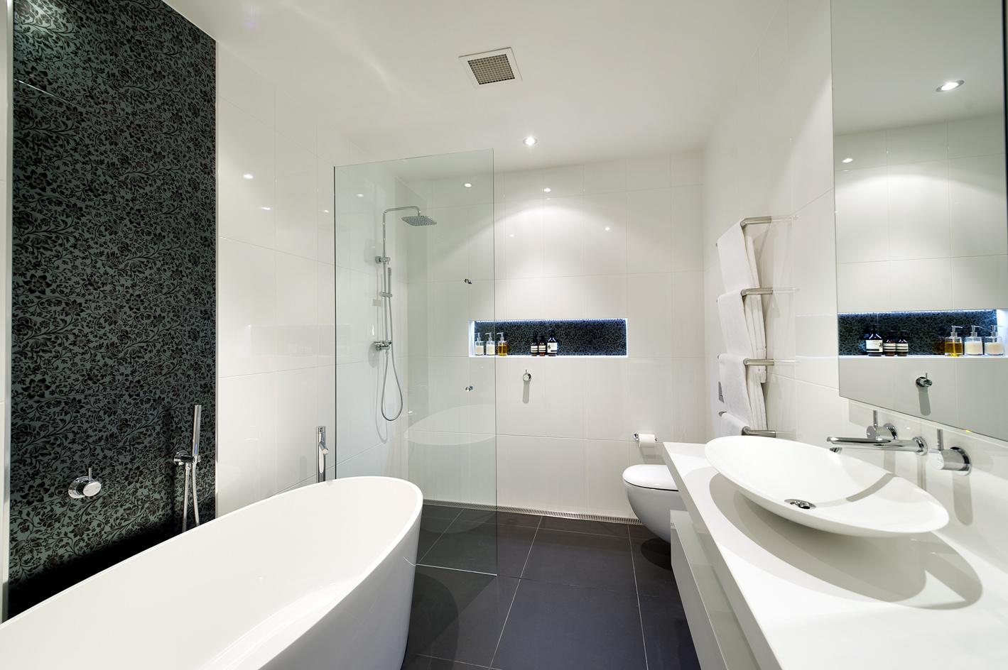 Design Bathroom Install Designer Equipment In Your Bathroom On A Budget