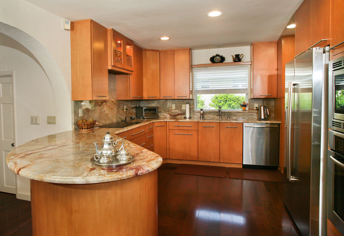 Granite Countertops Orlando Florida Kitchen Countertop Ideas For A Practical And Elegant