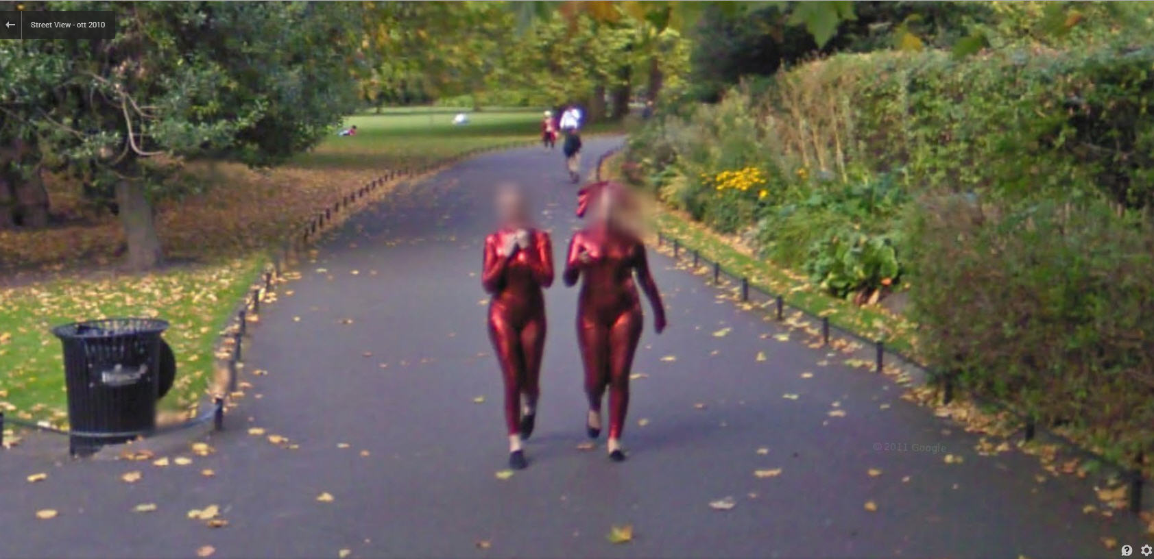 13 Times Google Street View Captured The True Essence Of