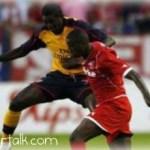 Match Report: FC Twente 0-2 Arsenal