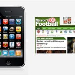 Mirror Football launches iPhone app
