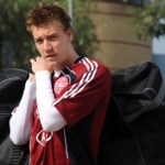 Bendtner close to comeback