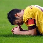 """I had a hesitation to play Cesc"", admits Wenger"