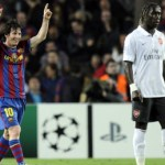 """We do not want to focus on Messi"", says Diaby"