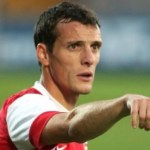 Squillaci likely to leave Arsenal on a free transfer