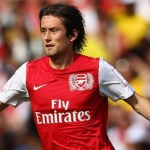 Rosicky doubt for Chelsea game