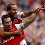 Walcott: 'Robin wanted to fight me there and then'