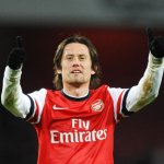 Rosicky wants to end his career at Arsenal