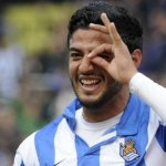 Spanish daily Marca claims Arsenal will buy-back former striker Carlos Vela
