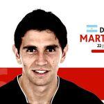 Martinez set to make Champions League debut for Arsenal