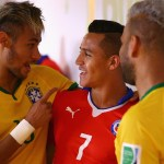 Alexis Sanchez: 'I can't wait to face Neymar at Emirates Stadium'