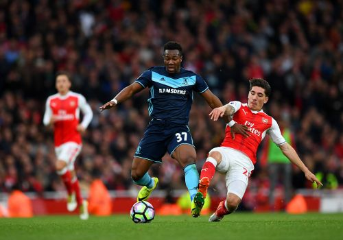 Arsenal v Middlesbrough - Premier League
