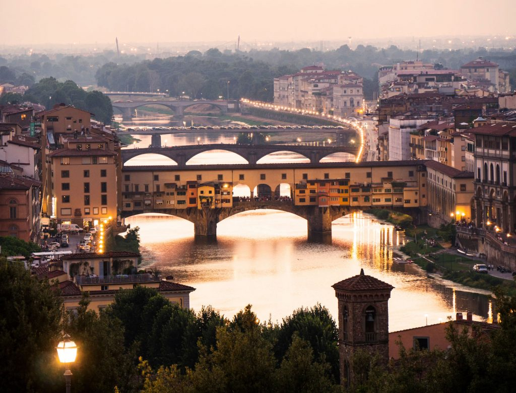 Il Ponte Just Eat Restaurants In Florence Goop