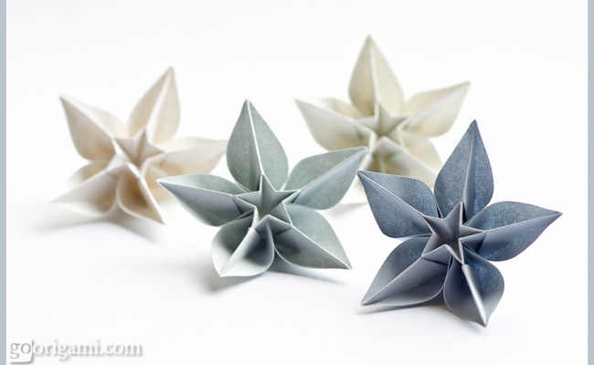 How To Fold An Origami Lotus Flower With One Sheet Of Paper  Apps