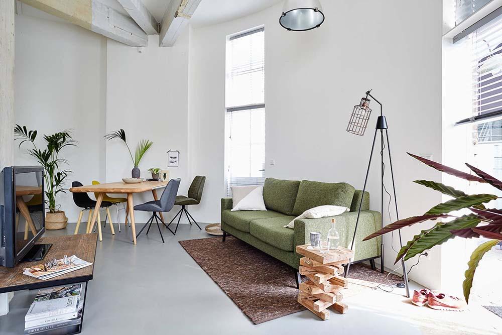 Interieur voorbeelden moderne woonkamer styling advies woonkamer