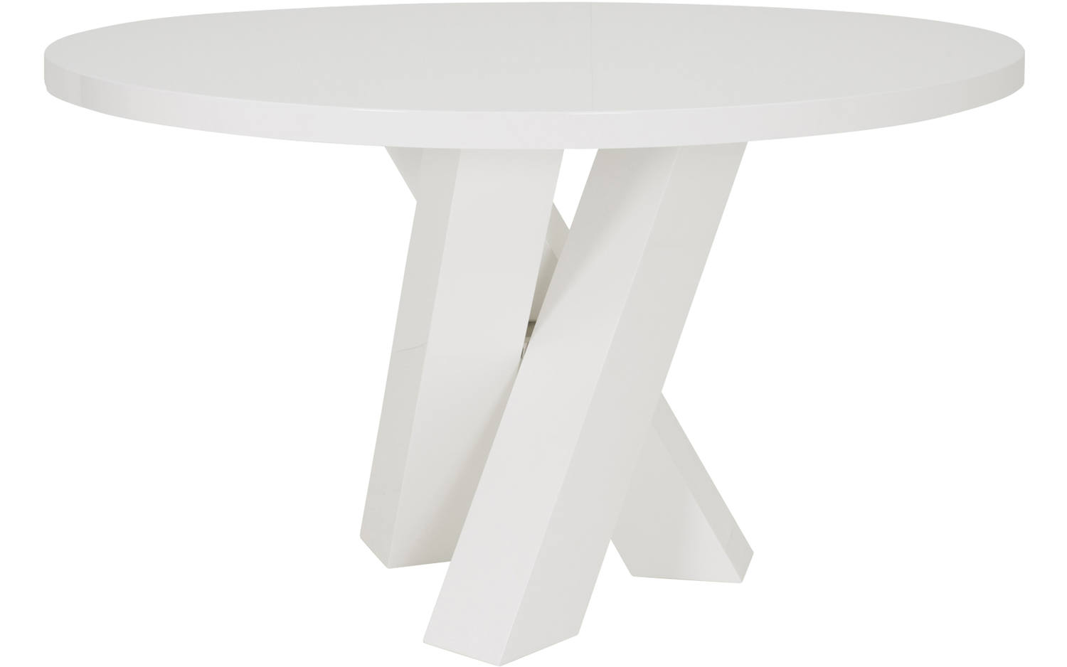 Ronde Eettafel Wit Eettafel Surround