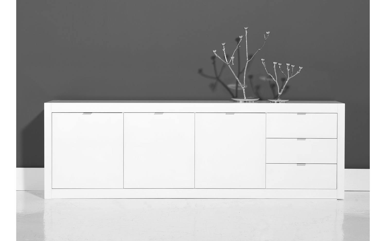 Dressoir kast dressoir sheffield wit kwantum with dressoir kwantum