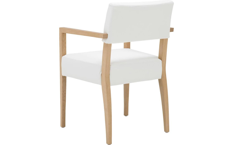 Eettafel stoelen wit leer parvani stoelen and banken