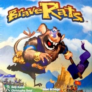 BraveRats box