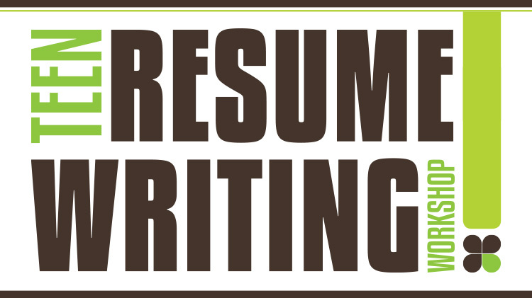 US Army MWR  View Event  Teen Resume Writing Workshop