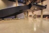 Ceilings & Walls  9/11 Memorial Museum | Gordon Inc
