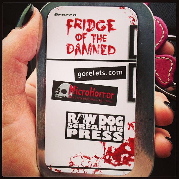 The Fridge of the Damned arrives!