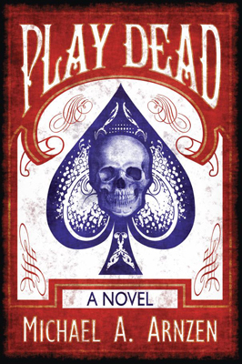2013 Paperback edition of Play Dead