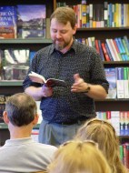 Arnzen Reading at Barnes and Noble 2004