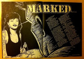 Marked - Story Illo From OBTR