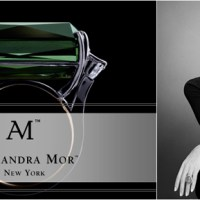 """Alexandra Mor's Gorgeous creation, """"An Ode to Enchanted Light"""" Aquamarine Ring."""