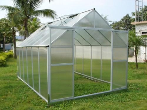 Medium Of Polycarbonate Greenhouse Panels