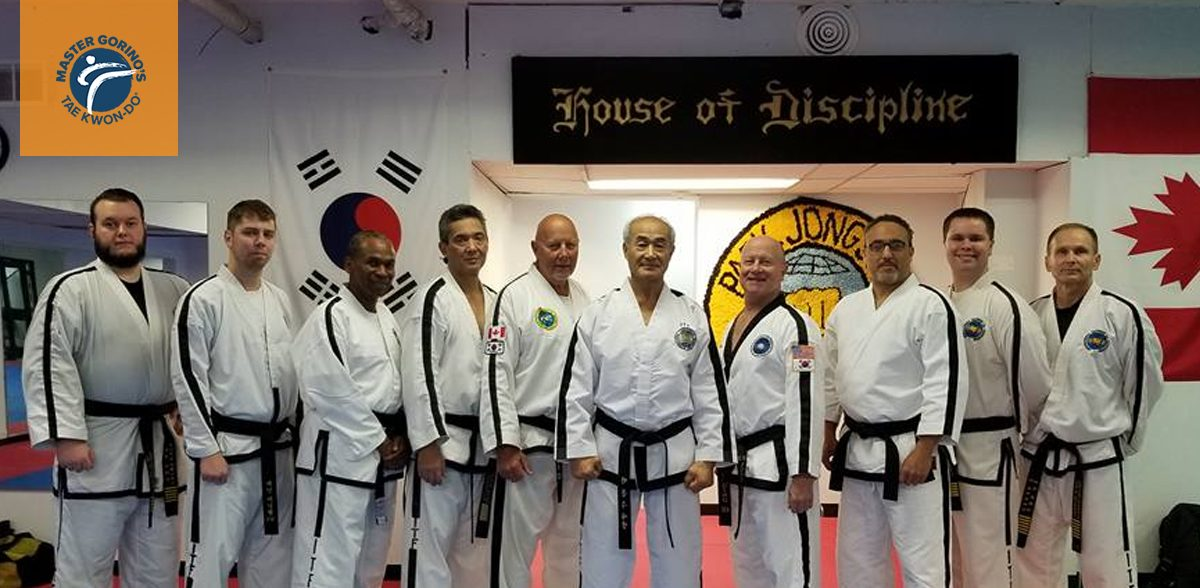 A Brief History of Tae Kwon-Do in Western New York Gorino Tae Kwon-Do