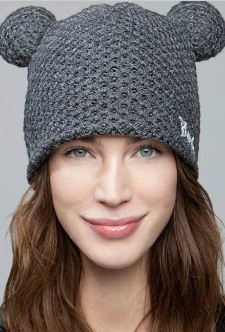 10 gorros tejidos con orejas gorros tejidos for Imagenes de gorros de lana