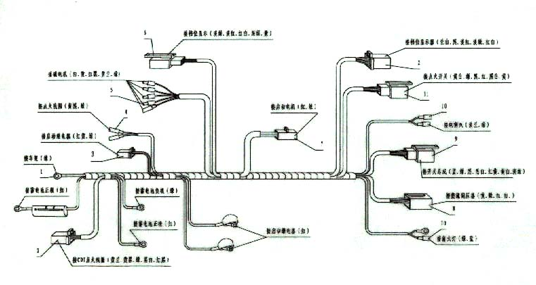50cc Scooter Wiring Schematic Wiring Diagram