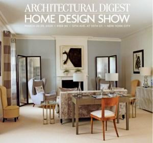Architectural Digest Home Design Show | {gossamerdaydreams}