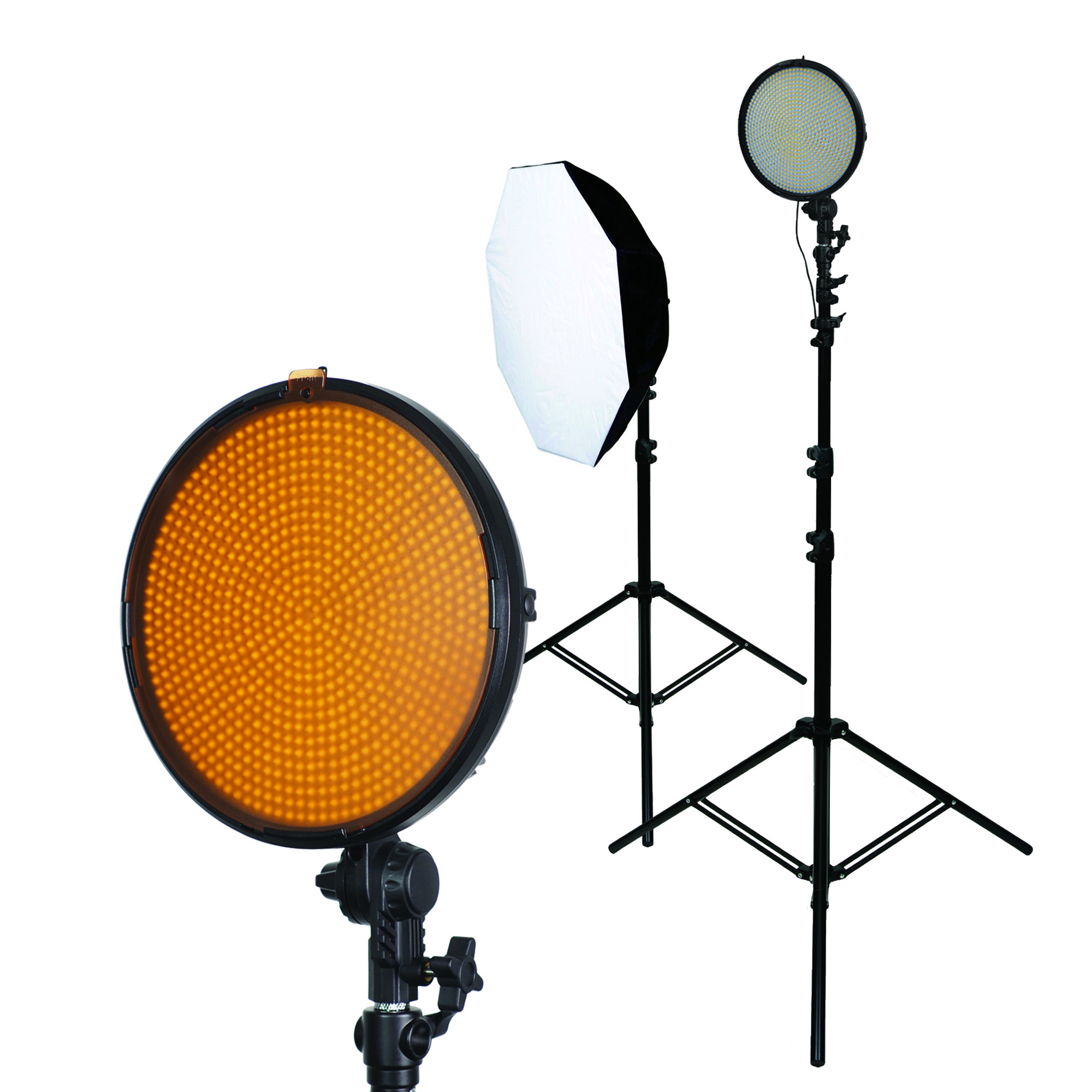 Eclairage Studio Led Ensemble D 39éclairage Studio 2 Têtes Vl800d Led Gosselin