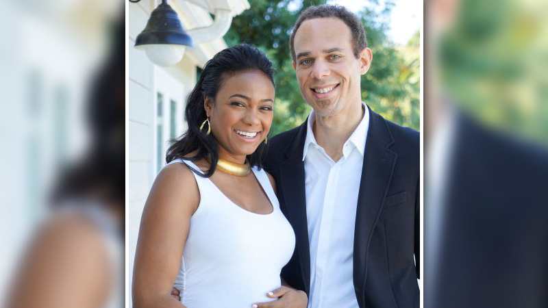 What online dating site did tatyana ali meet her husband