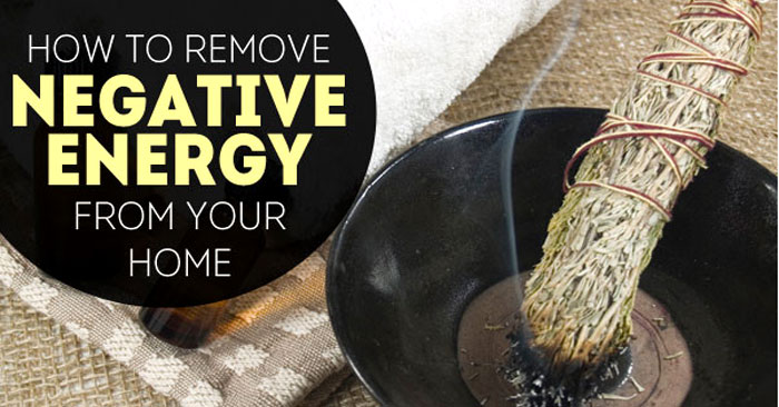 How to remove negative enegy in your home How to cleanse room of negative energy