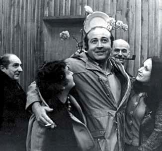 После премьеры... (Тбилиси, Театр им. Грибоедова)