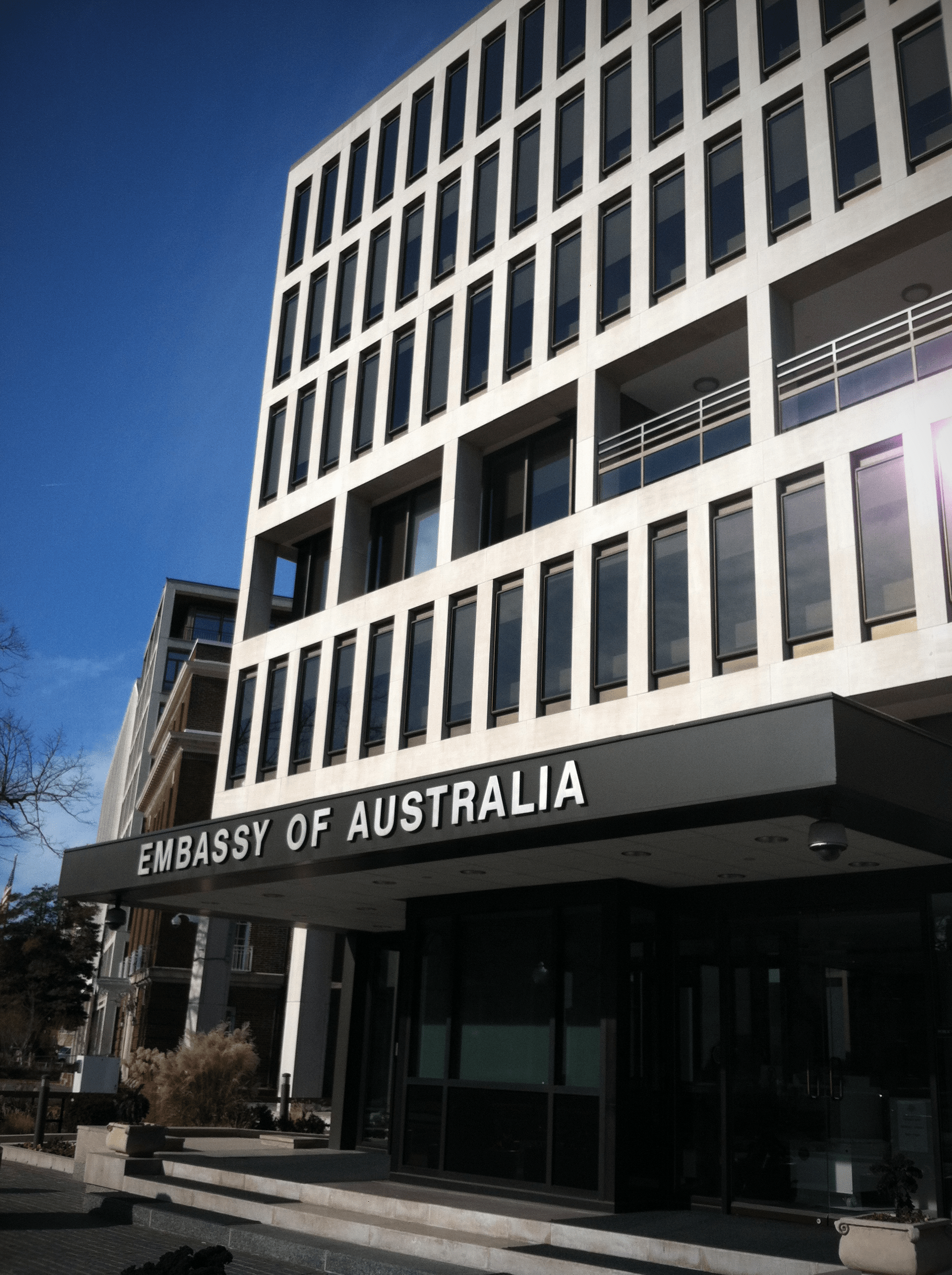 Australian Embassy Internship At The Embassy Of Australia Go Study In Australia