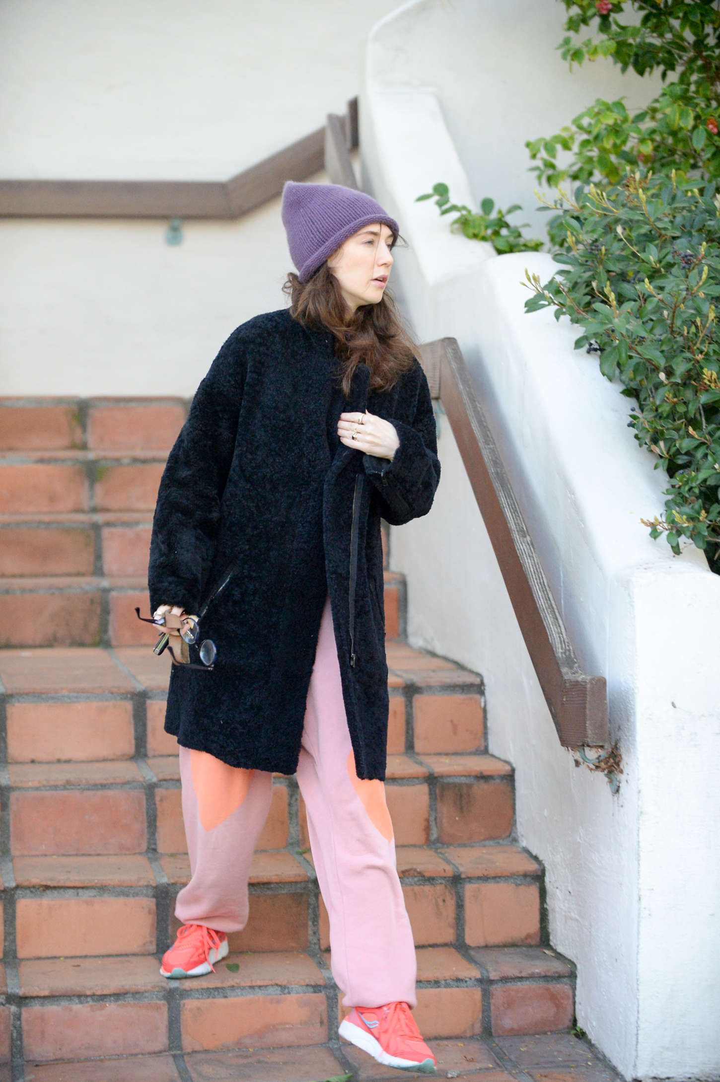 Richard Van Houten Carice Van Houten Leaves House In West Hollywood 05