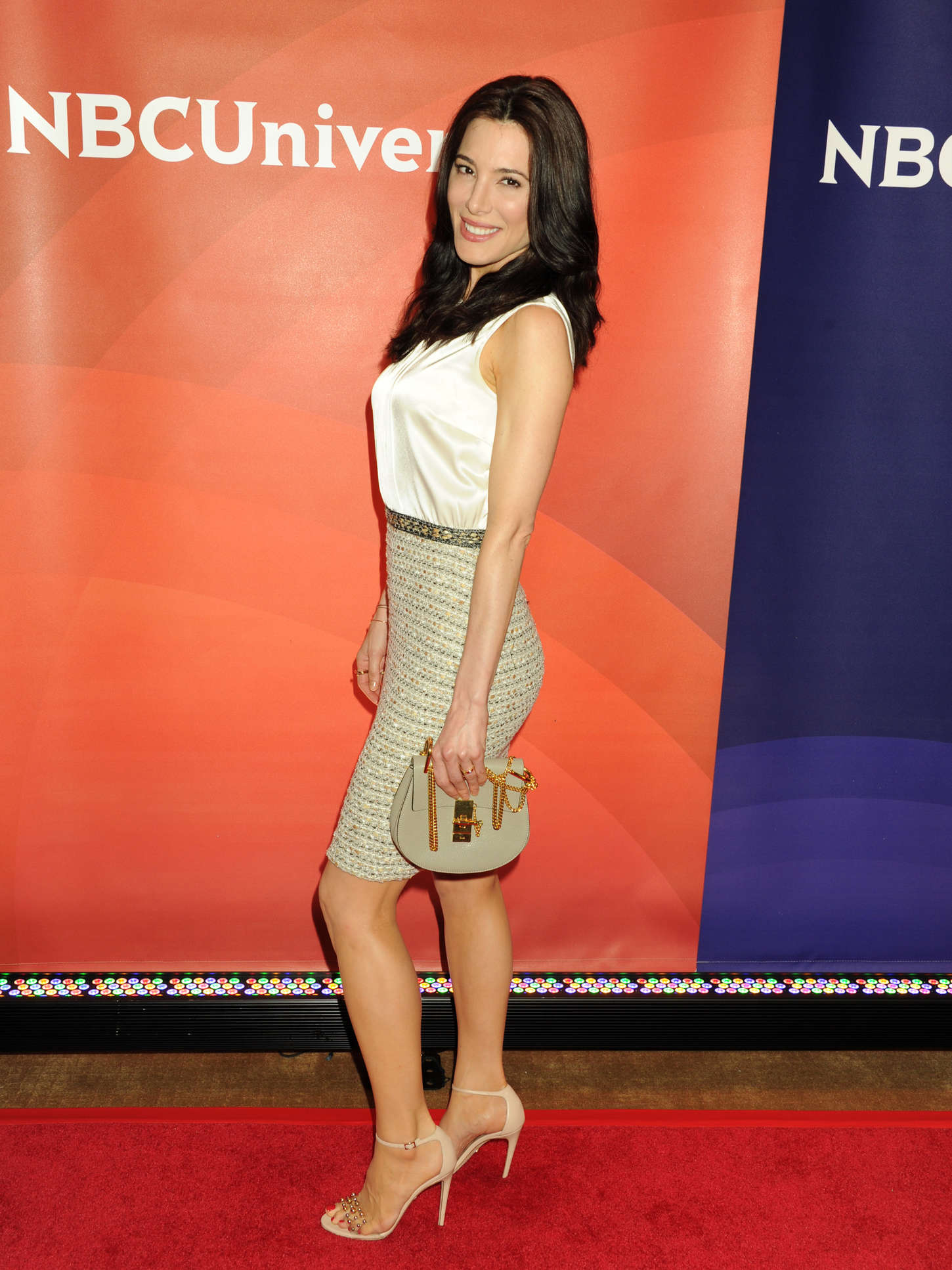 Panel Tv Jaime Murray – 2015 Nbc New York Summer Press Day In Nyc